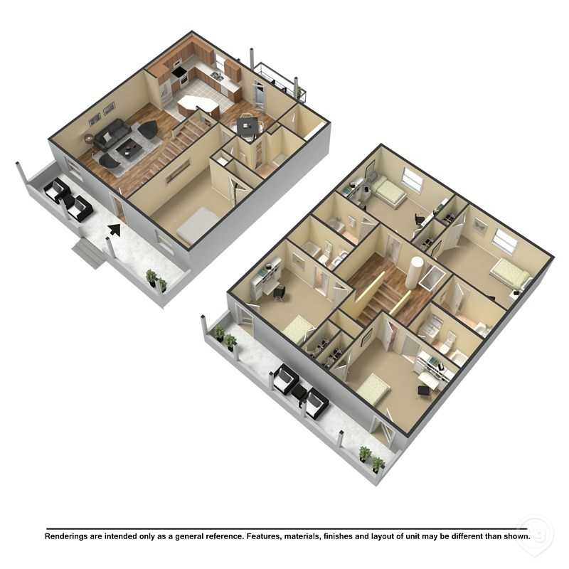 student housing lafayette